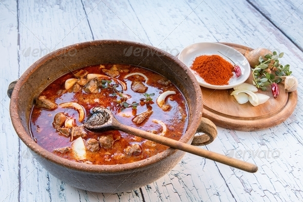 Beef Goulash - Stock Photo - Images