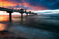 Pier in Sunset - PhotoDune Item for Sale