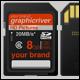 SD Memory Card - GraphicRiver Item for Sale