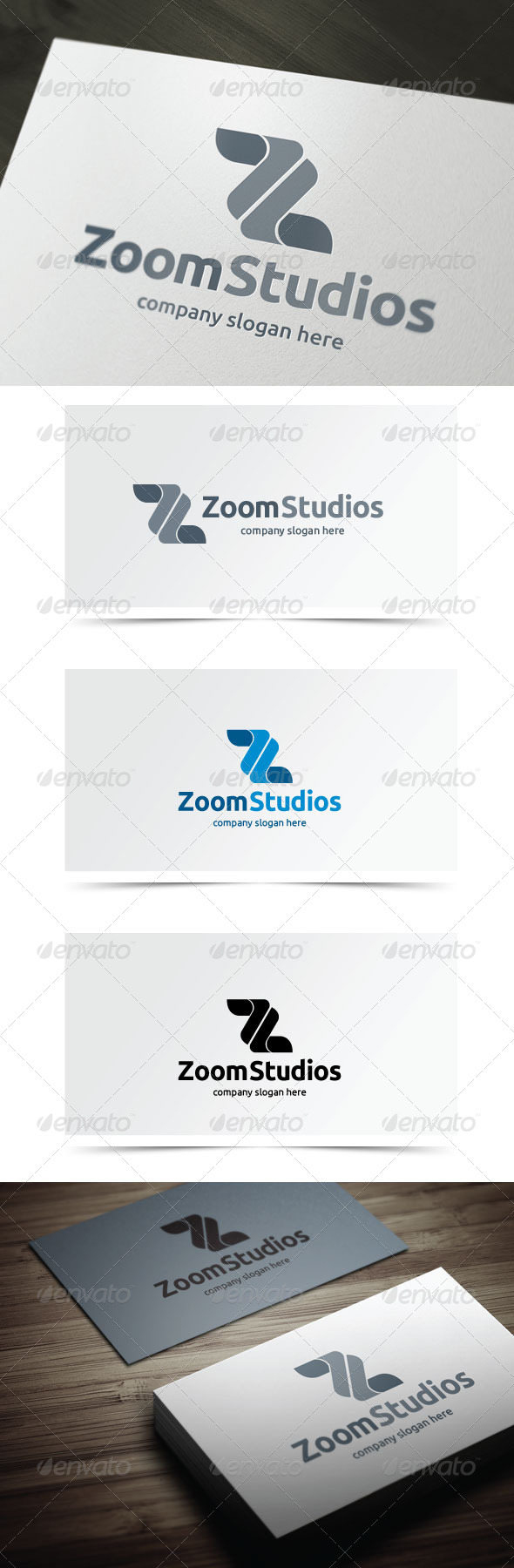 GraphicRiver Zoom Studios 5958766
