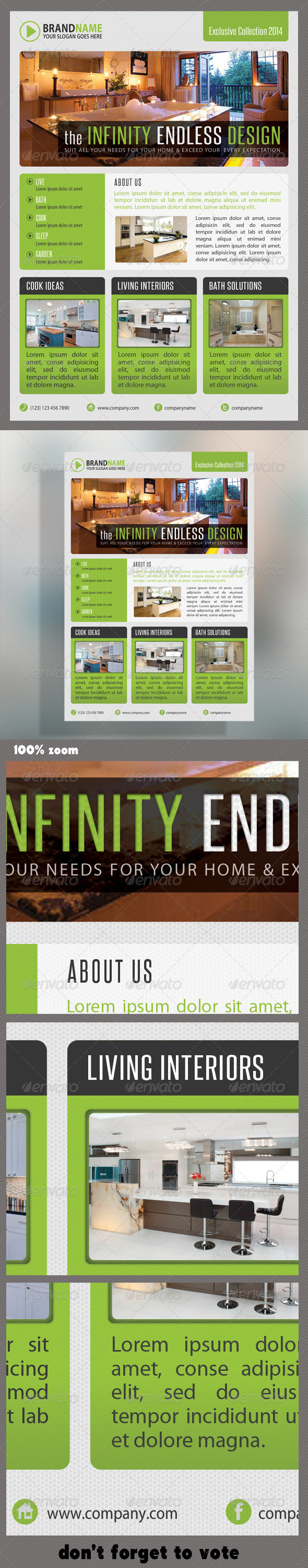 GraphicRiver Corporate Product Flyer 37 5959694