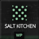 SaltKitchen-Restaurant Food Recipe Theme - Food Retail