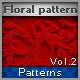 Floral Pattern Vol.2 - GraphicRiver Item for Sale