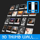 Ultimate XML 3D Thumb Wall Gallery  - ActiveDen Item for Sale