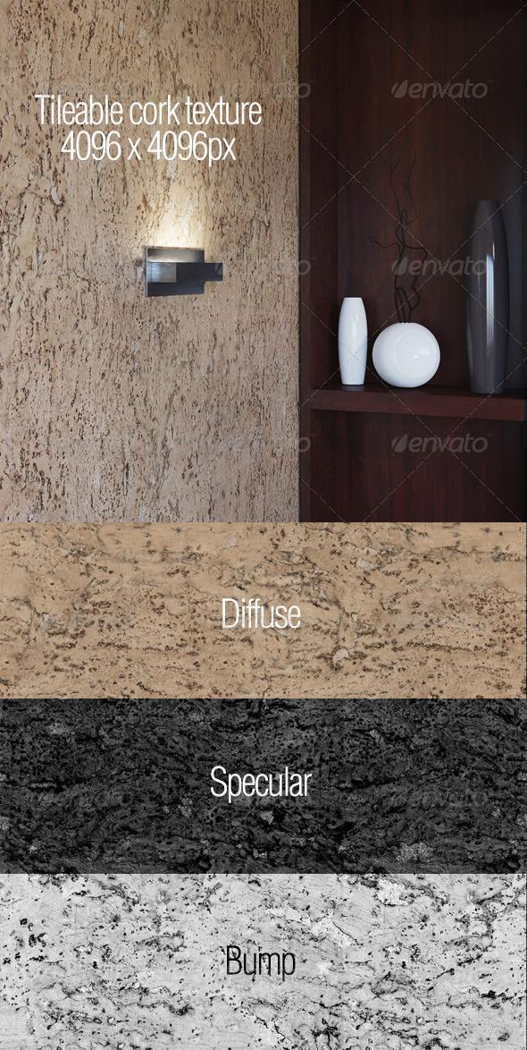 3DOcean Cork texture 5961282