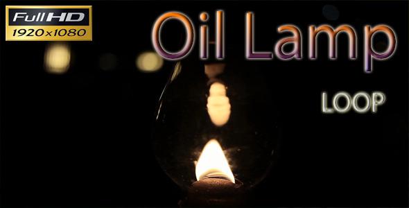 Oil Lamp Loop