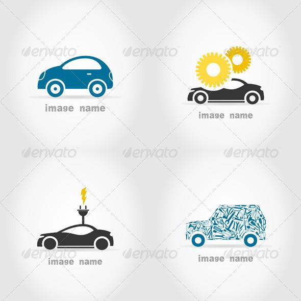 GraphicRiver Car 7 5963006