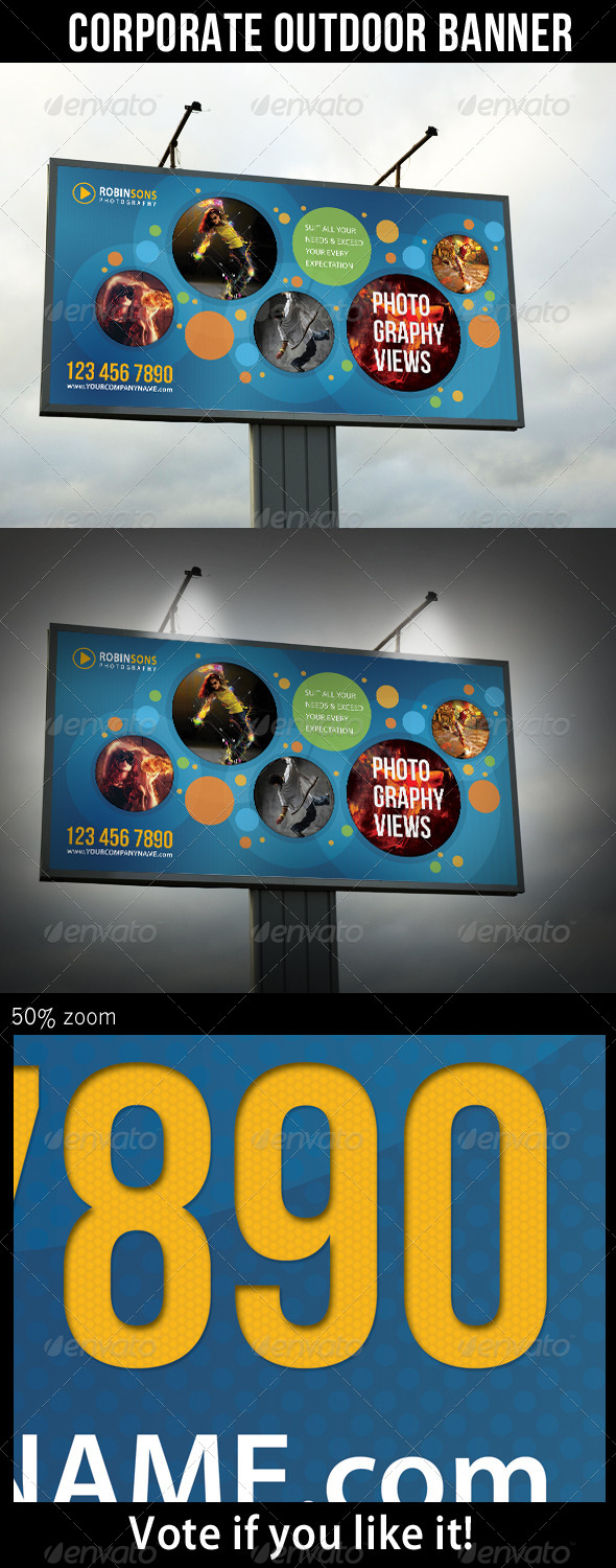 GraphicRiver Corporate Outdoor Banner 18 5963244