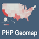 PHP Geomapping Widgets (United States)