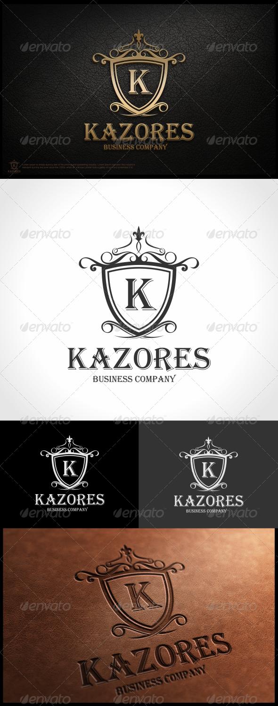 GraphicRiver Kazores Logo Template 5964322