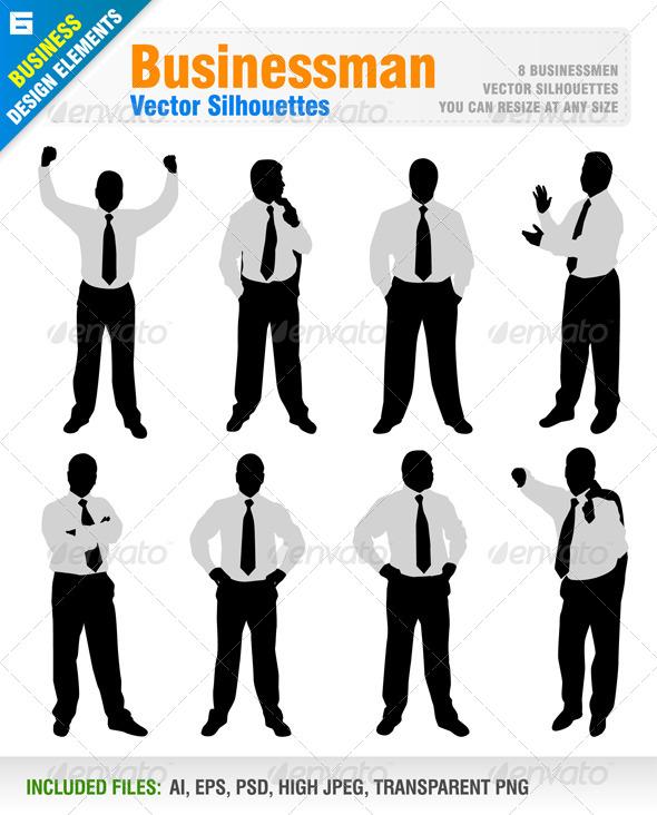 GraphicRiver Businessman 5965714