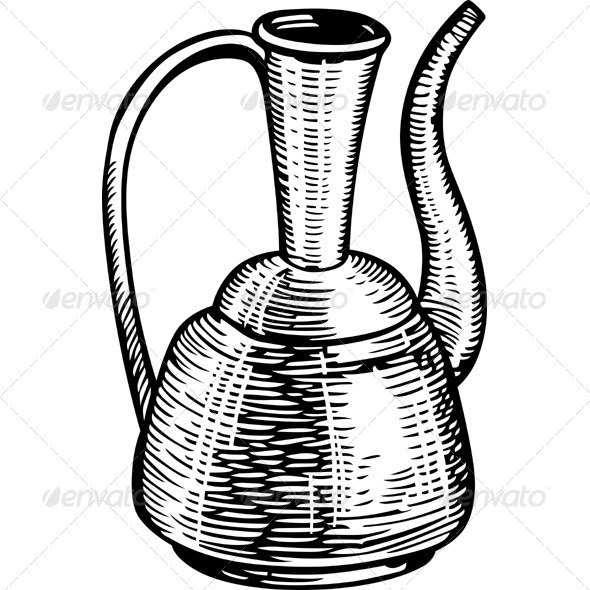 GraphicRiver Old Jug 5967130