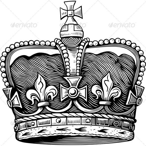 GraphicRiver Crown 5967311