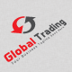 Global Trading Logo - GraphicRiver Item for Sale