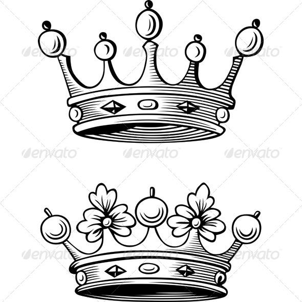 GraphicRiver Crowns 5967494