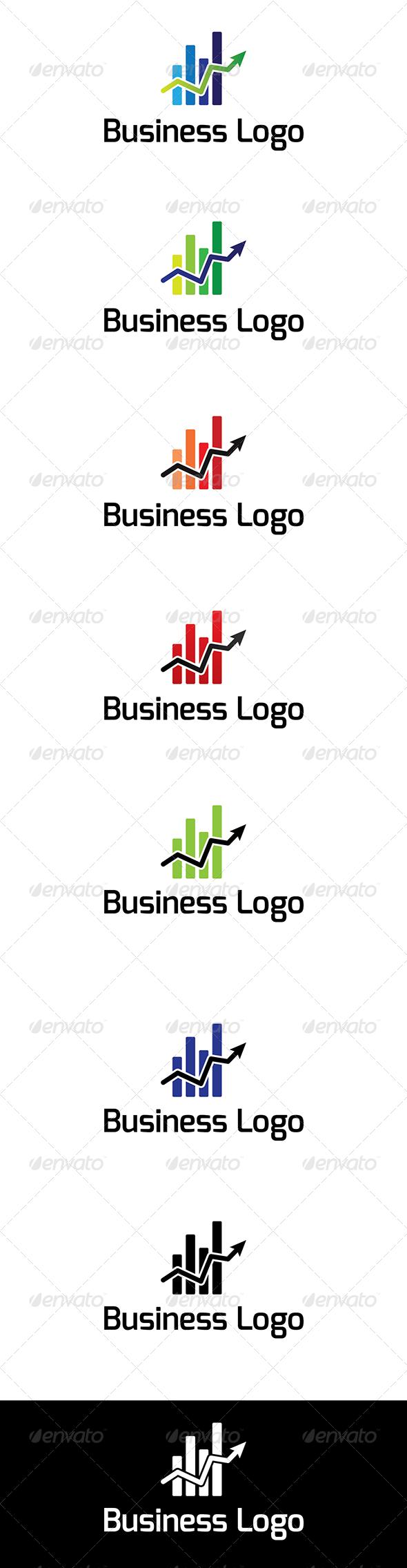 GraphicRiver Business Logo 5967707