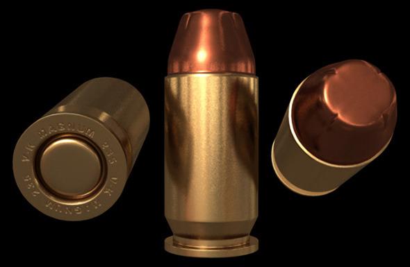3DOcean Bullet02 5968589