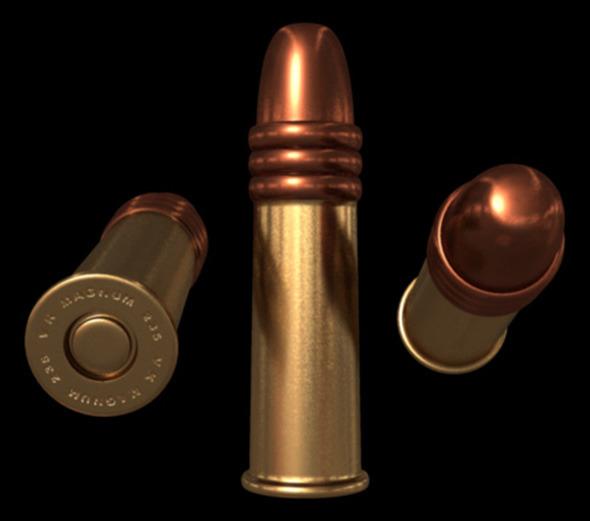 3DOcean Bullet03 5968625