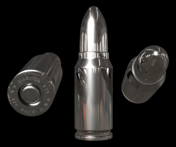 Bullet04 - 3DOcean Item for Sale
