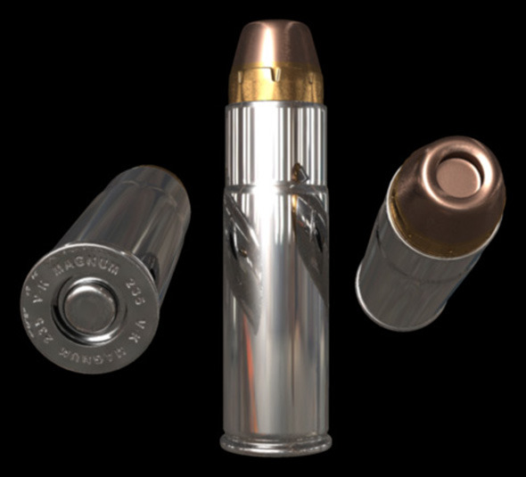 Bullet06 - 3DOcean Item for Sale