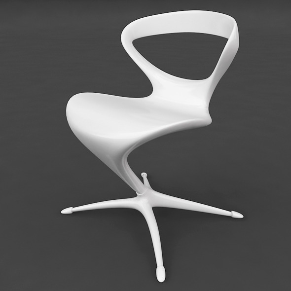 Chair design - Arreda - 3DOcean Item for Sale
