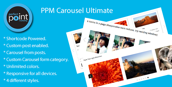 PPM Carousel Ultimate - CodeCanyon Item for Sale