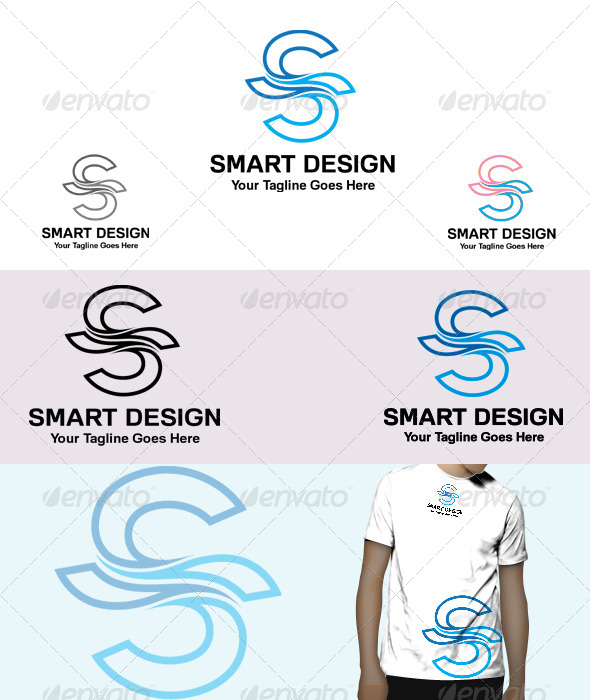 GraphicRiver Smart Design S Letter Logo 5970491