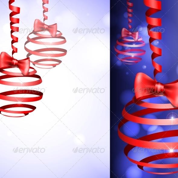 GraphicRiver Christmas Balls 5971438