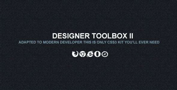 CodeCanyon Designer Toolbox II 5971838