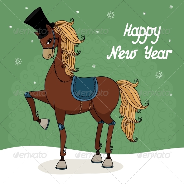 GraphicRiver Happy New Year 5972143