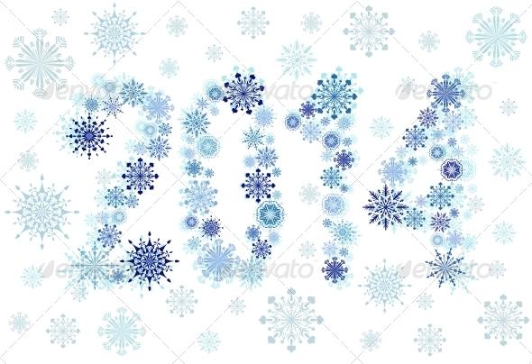 GraphicRiver 2014 Snow Stars 5972240