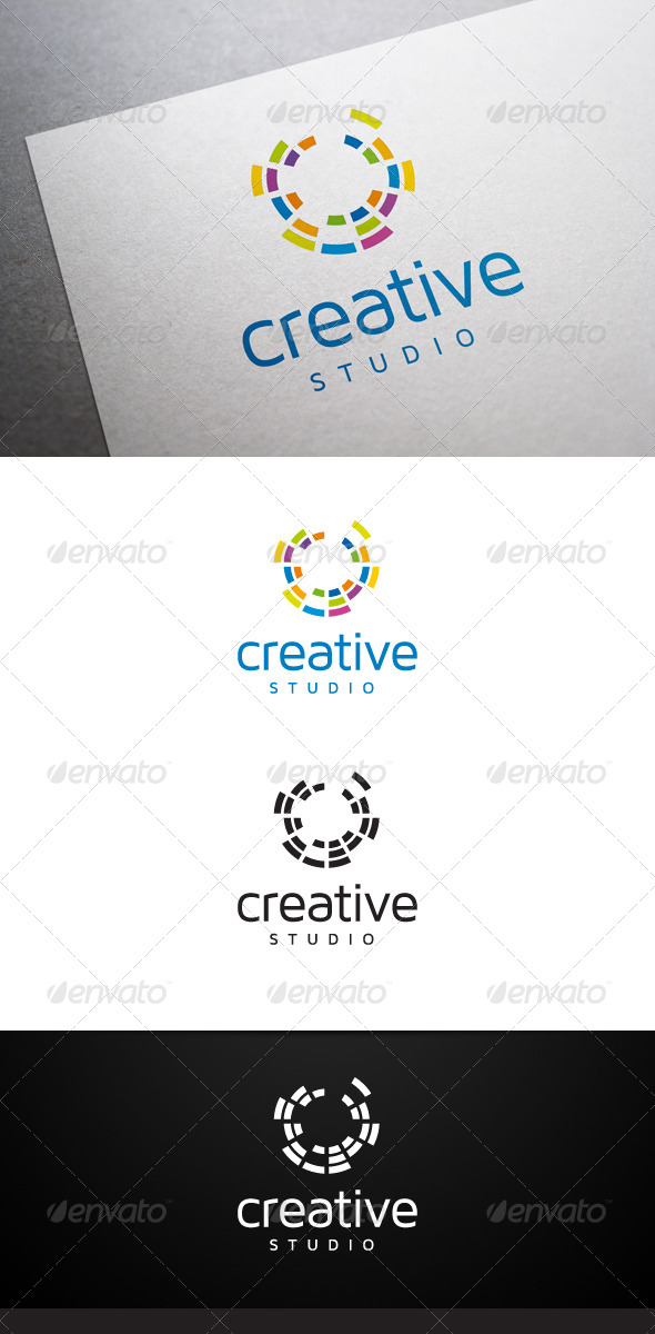 GraphicRiver Creative Studio Logo 5972288