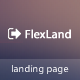 FlexLand - ThemeForest Item for Sale