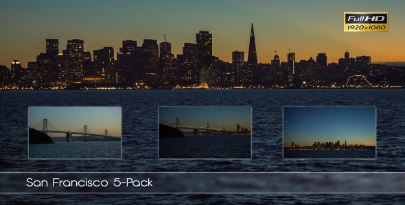 San Francisco 5-Pack