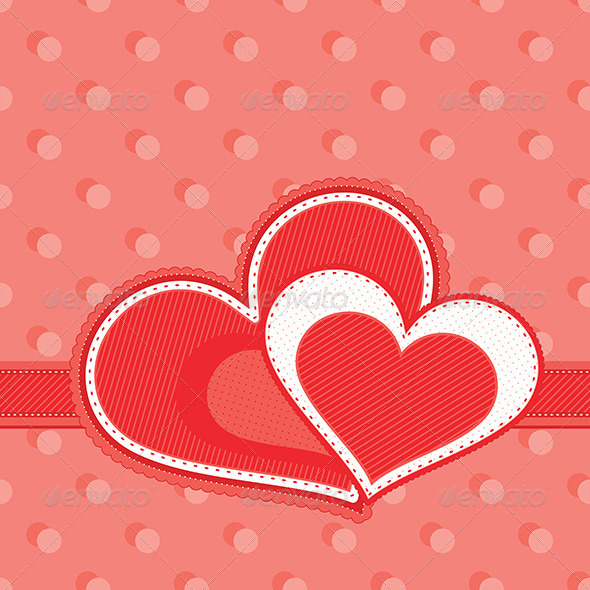 GraphicRiver Valentine s Day Card 5972864