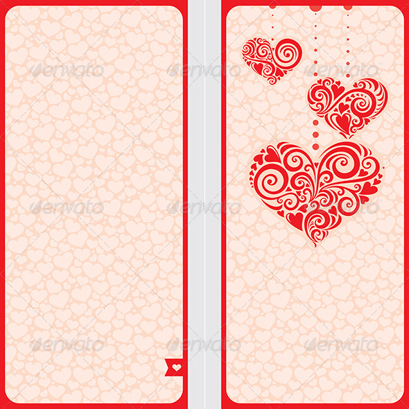 GraphicRiver Valentine s Day Card 5972884