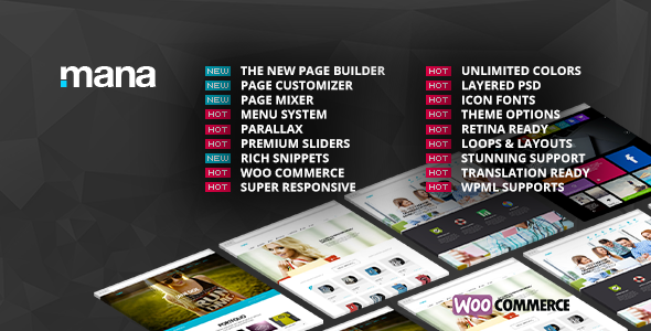 ThemeForest Mana Responsive Multi-Purpose Theme 5895568