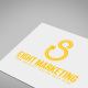 Eight Marketing Logo Template - GraphicRiver Item for Sale