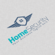 Home Security Logo - GraphicRiver Item for Sale