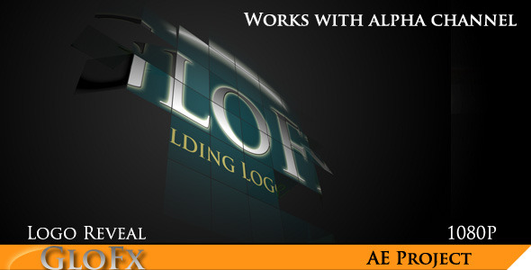 [VideoHive 512867] Folding Logo Reveal | After Effects Project