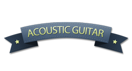 INSTRUMENT: ACOUSTIC GUITAR