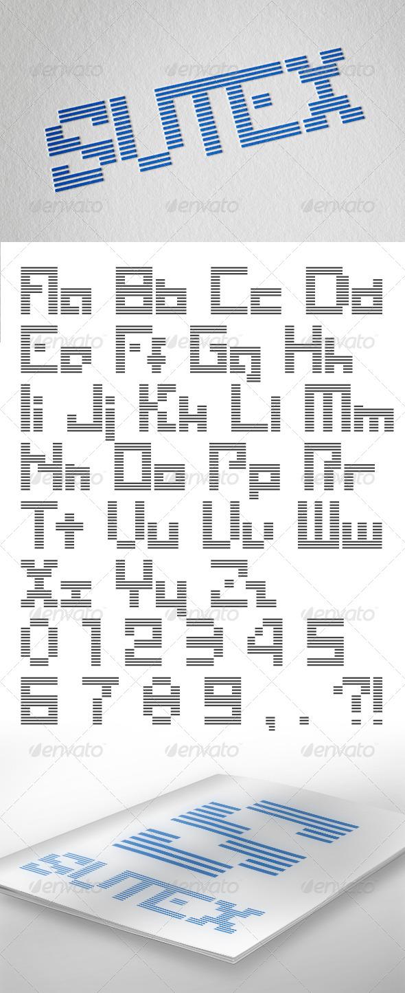 GraphicRiver Sutex 5975175