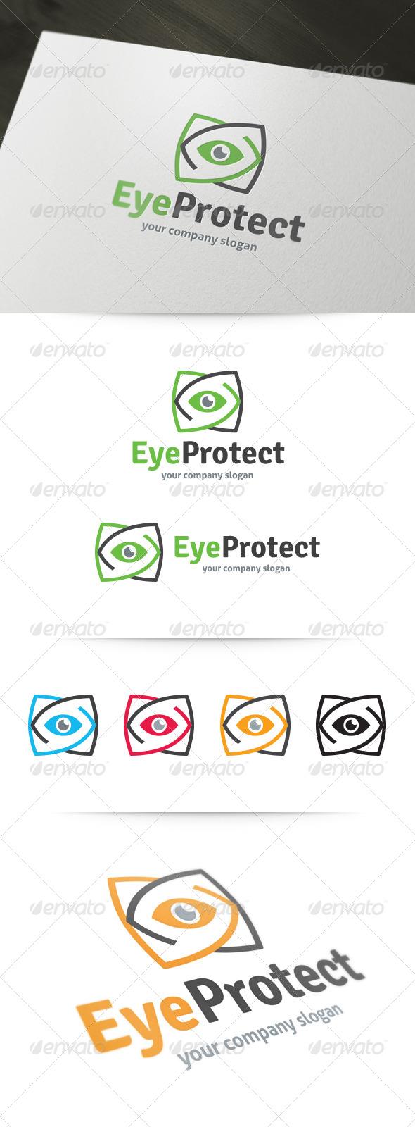 GraphicRiver Eye Protect Logo 5975176