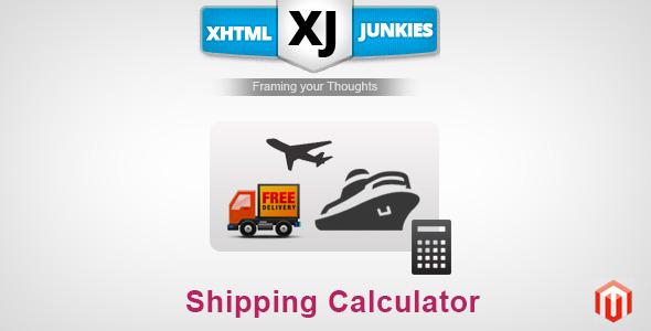 CodeCanyon Shipping Calculator 5975491