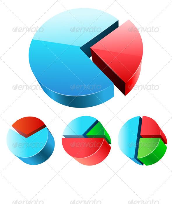 GraphicRiver Charts Set 5977535