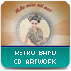 Retro Band CD Artwork - GraphicRiver Item for Sale
