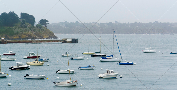 around Saint-Malo - Stock Photo - Images