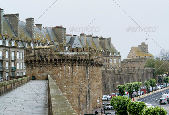 Saint-Malo - Stock Photo - Images