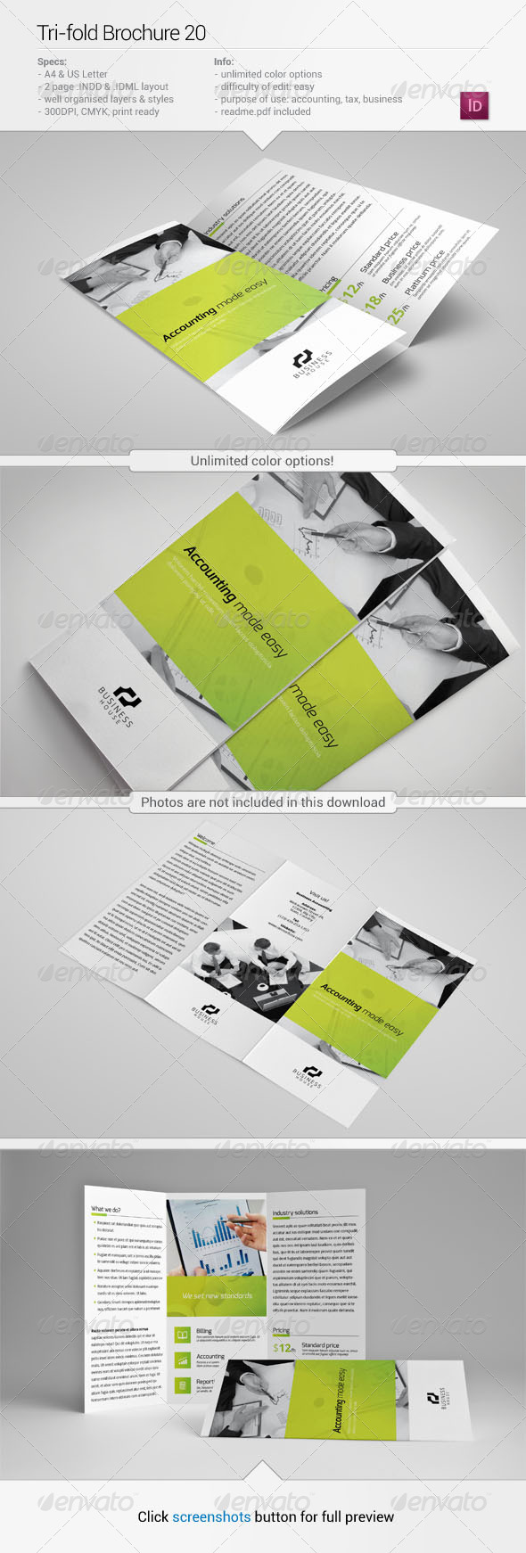 GraphicRiver Tri-Fold Brochure 20 5978580