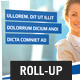Corporate & Business Rollup template - GraphicRiver Item for Sale